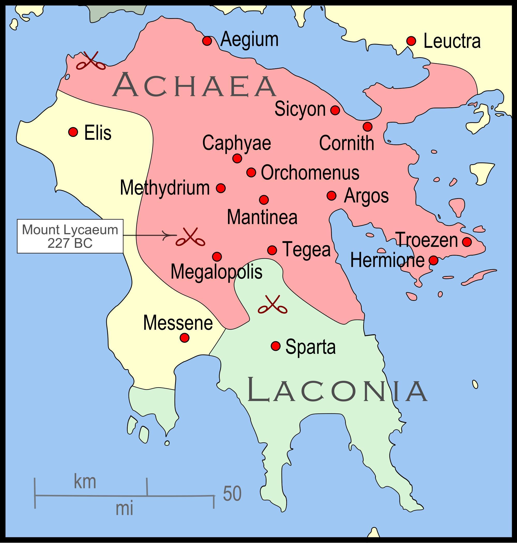 Karta Europa Grekland.Grekland Karta Europa